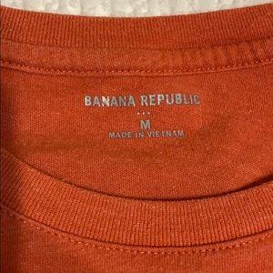 Banana Republic Shirts - Banana Republic T-shirt.